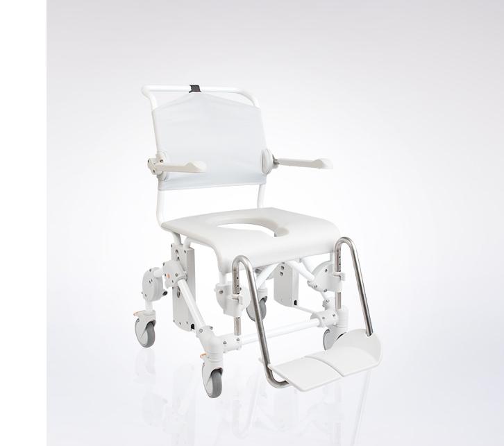 chaise de douche swift mobile